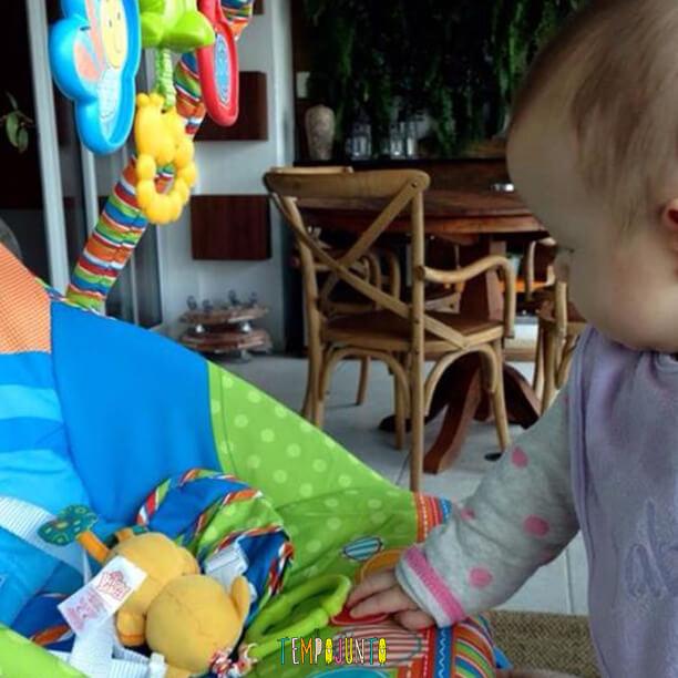 Atividades para bebês de 0 a 6 meses - #9 - Como usar os brinquedos gabi