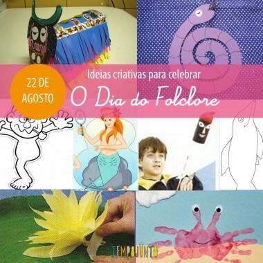 Atividades para crianças: fim de semana folclórico