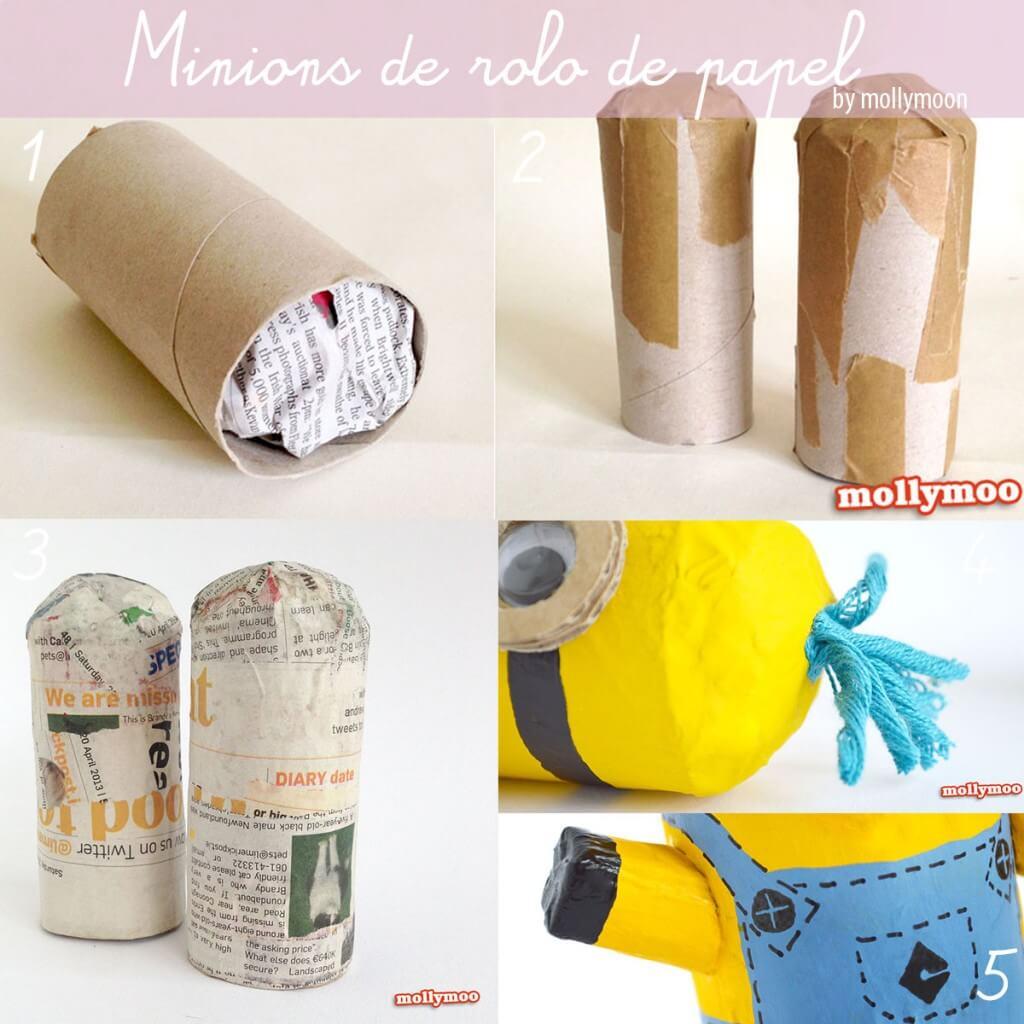 Imagem Ideia 1 Minions  como fazer festinha de minions