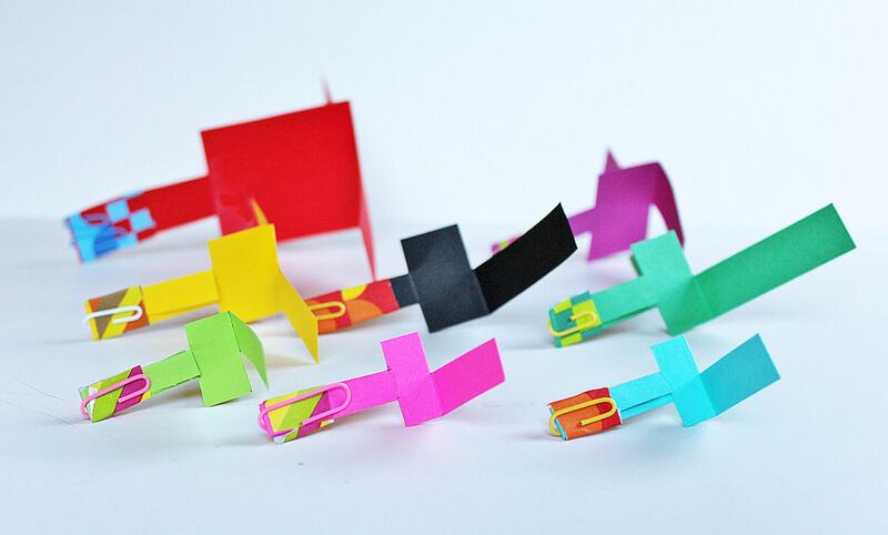 5 brincadeiras incríveis de voar para fazer com as crianças - voar com clipse