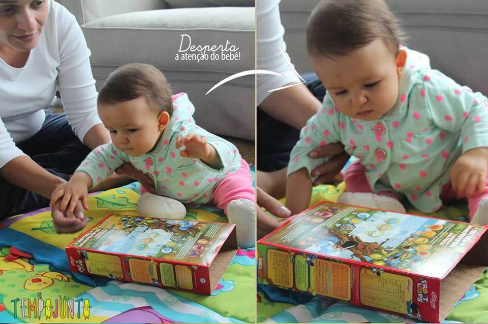 10 Brincadeiras Para Bebês De 6 A 12 Meses Tempojunto
