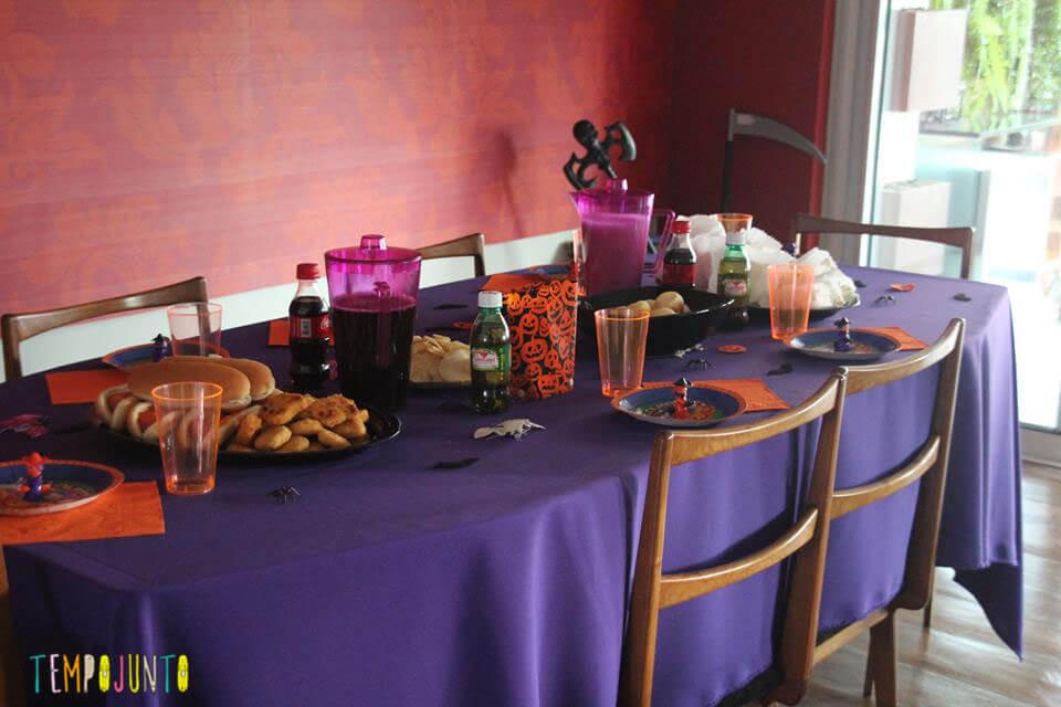 Banquete da Halloween