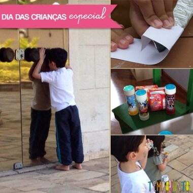 Que tal fazer do Dia das Crianças uma data realmente especial?
