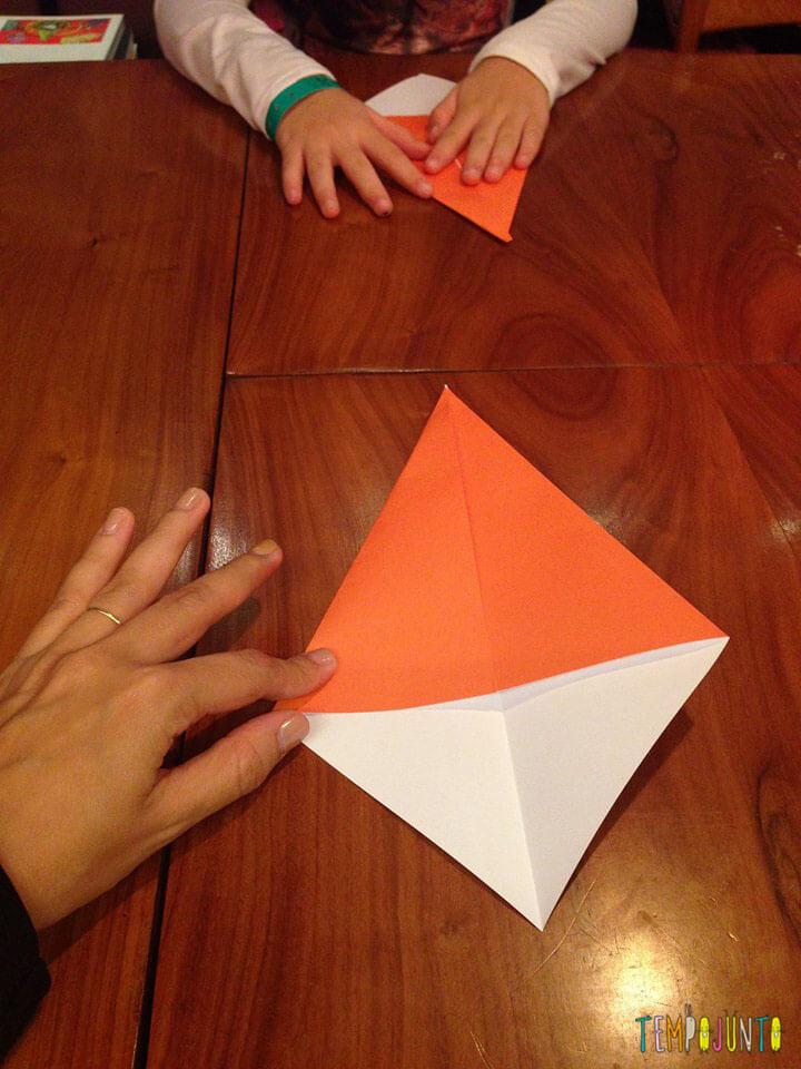 Origami dobradura