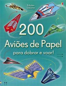 Livro de avioes de papel