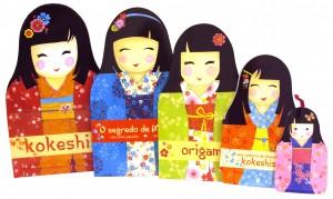 Matrioskas japonesas