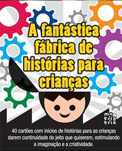 Livro Fantastica fabrica