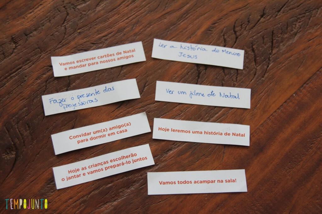 natal mágico para as crianças - várias ideias