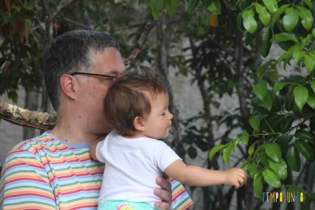 Verão em casa com um bebê de 1 ano - gabi na florestinha