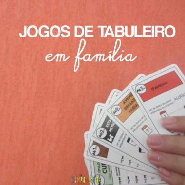 10 Melhores Jogos de tabuleiro como tempo junto em família