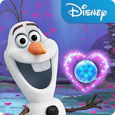 apps para crianças  - App Frozen