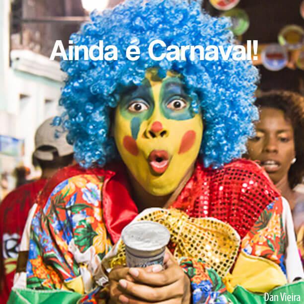 Atividades para curtir mais um pouco o Carnaval