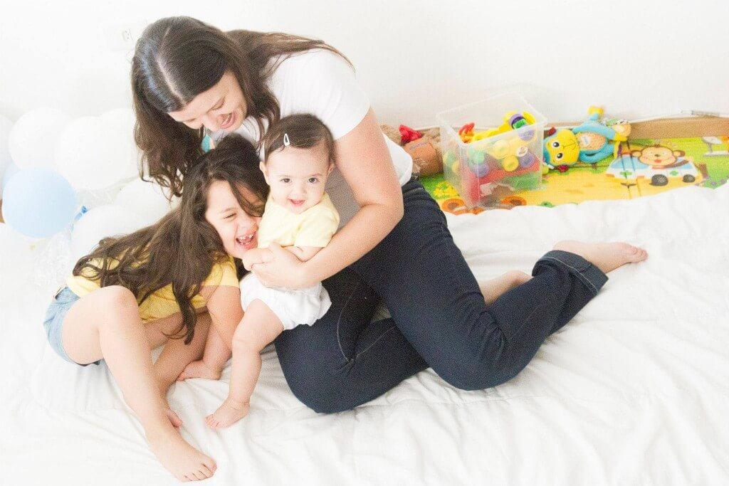 Melinda do @maternidadesimples dá suas dicas sobre o brincar com bebês