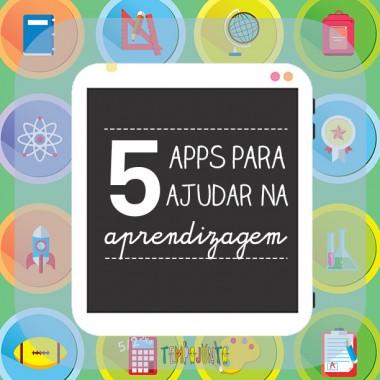 5 Apps que ajudam na aprendizagem