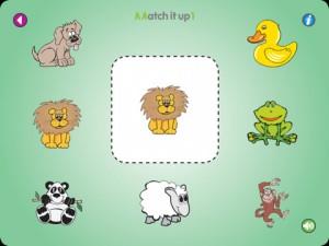 apps de aprendizagem - matchitup