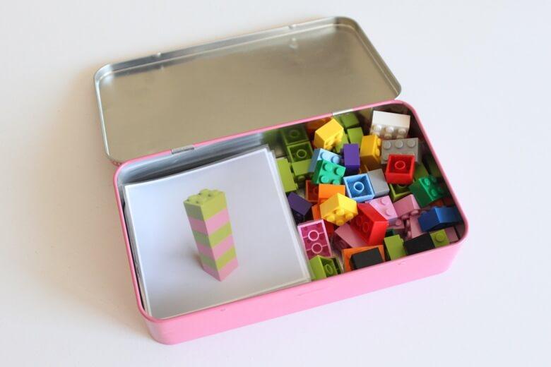 padroes de lego