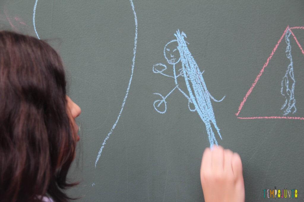 Como estimular a criatividade - o boneco da carol