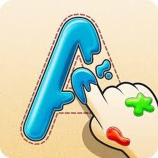 Apps para estimular um bom desenvolvimento escolar das crianças - alfabeto