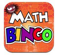 Apps para estimular um bom desenvolvimento escolar das crianças - math bingo