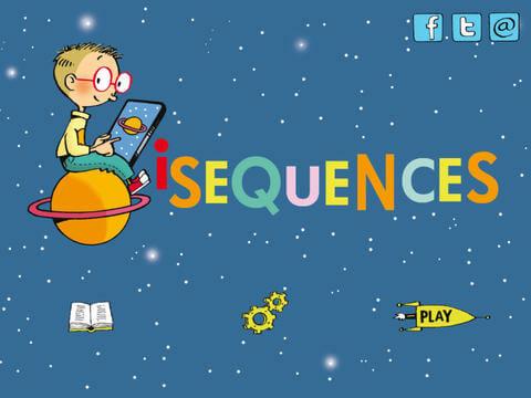 Apps para estimular um bom desenvolvimento escolar das crianças - sequences