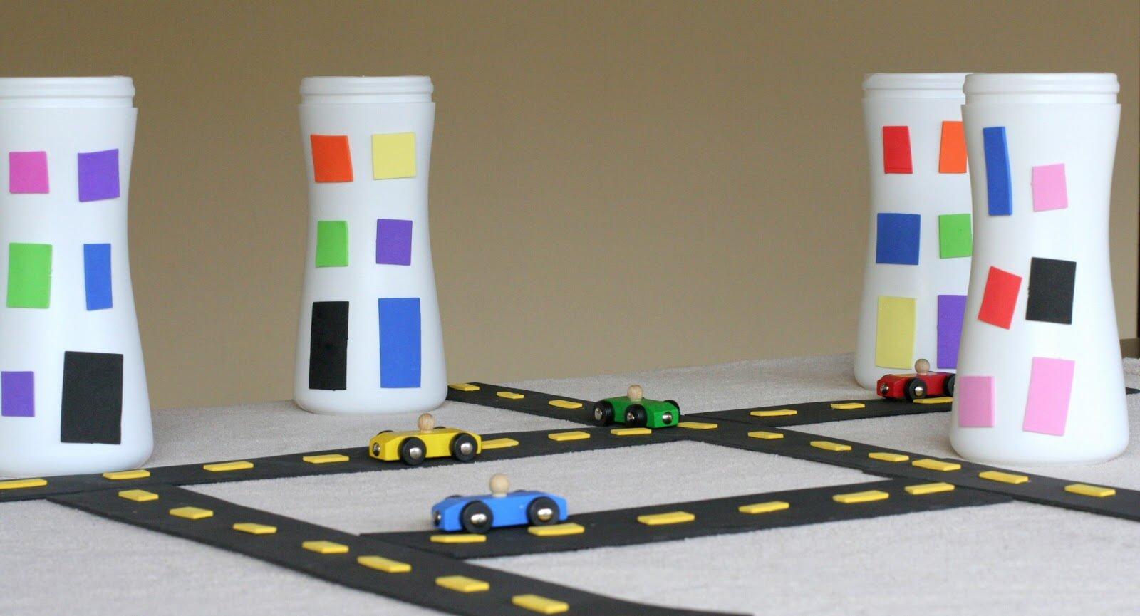 10 brinquedos criativos para voc fazer em casa tempojunto for Materials for kids