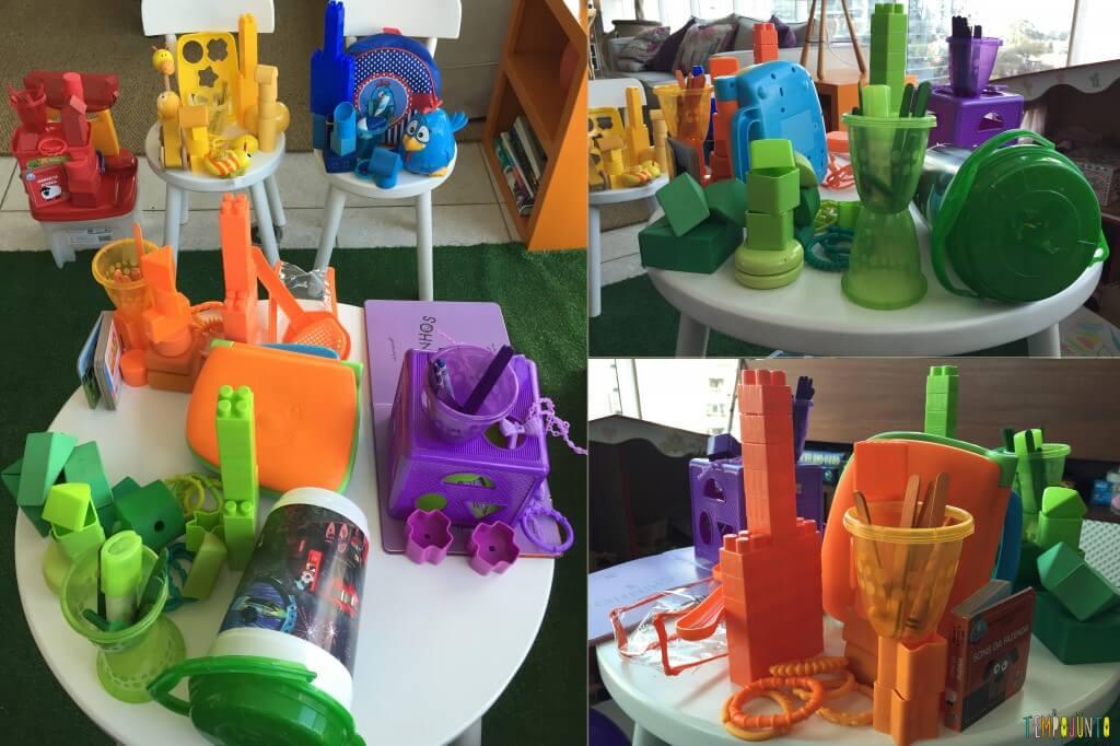 Maneiras divertidas de ensinar as cores - formas e cores