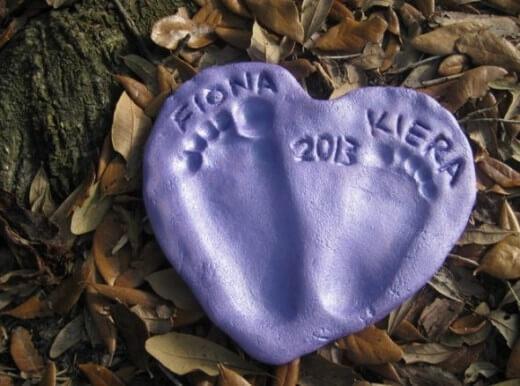 10 ideias de presentes caseiros para o Dia dos Avós - pegadas