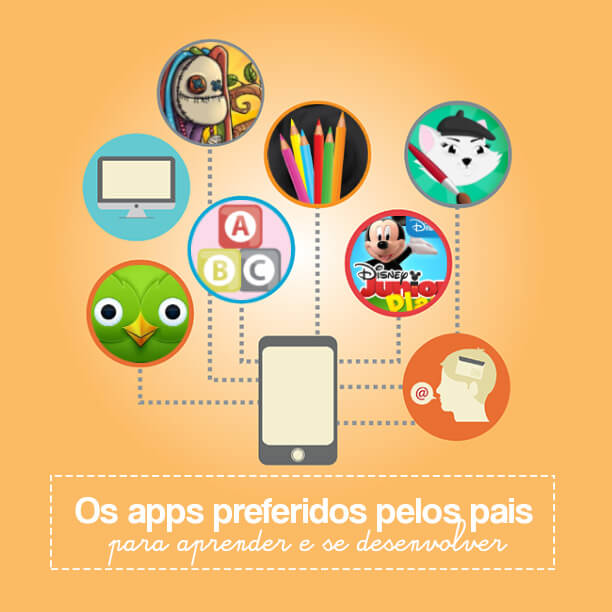 6 Apps de desenvolvimento e aprendizado infantil preferidos pelos pais
