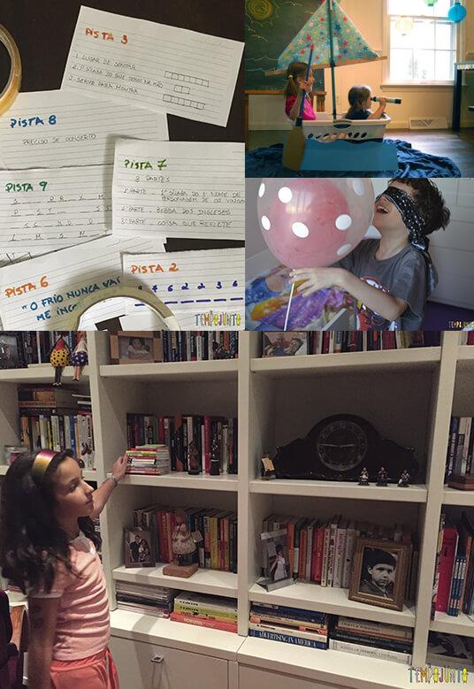 10 ideias de brincadeiras para pais e filhos para o Dia das Crianças - para fazer dentro de casa