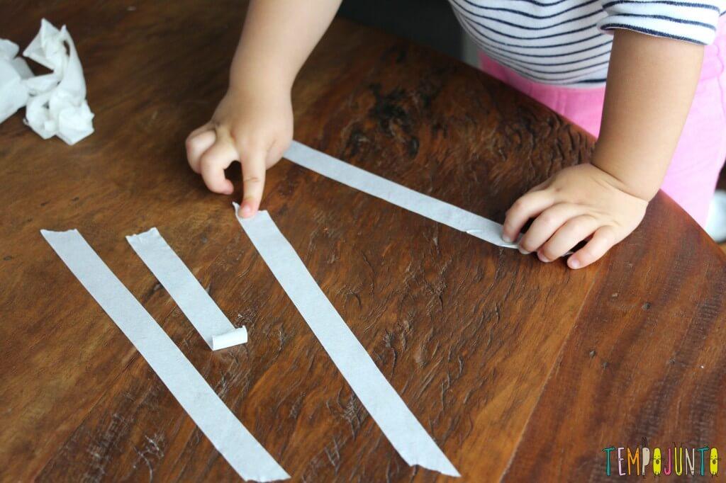10 minutos para brincar com os filhos pequenos - dedinho curioso