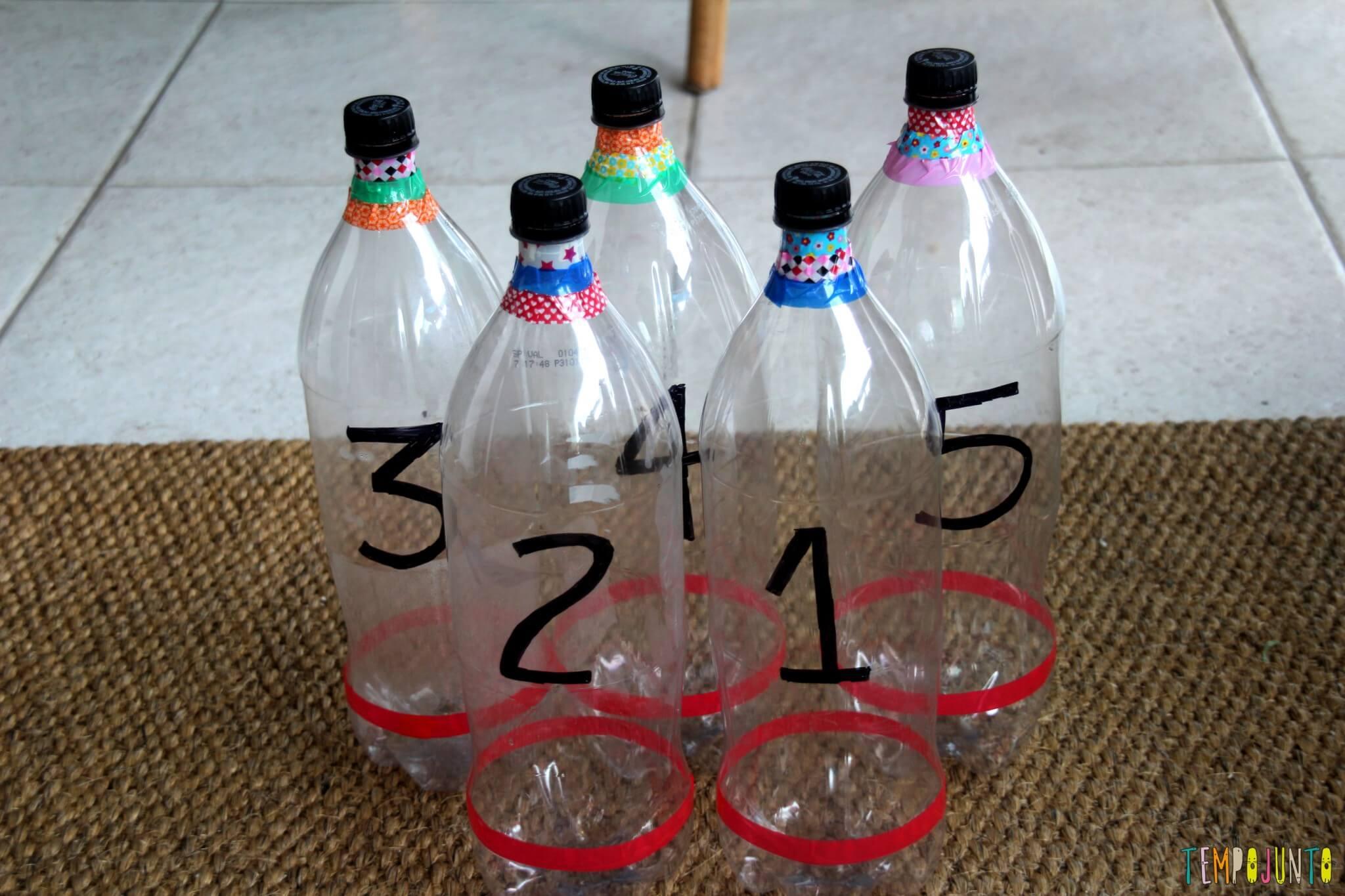 Como fazer boliche de garrafa pet - Tempojunto | Aproveitando cada ...