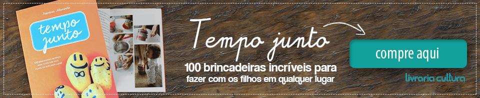 Livro Tempojunto 100 brincadeiras - banner inferior
