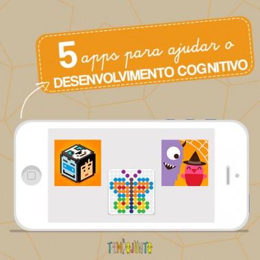 Os 5 apps para estimular o desenvolvimento cognitivo do seu filho