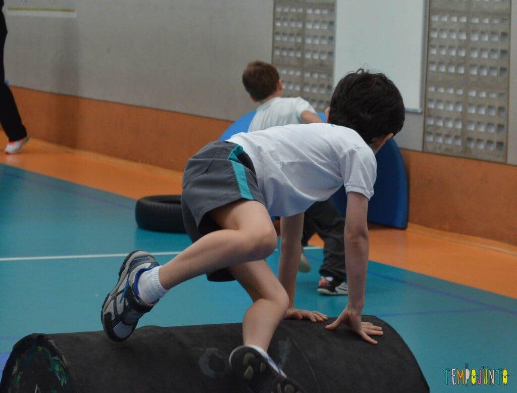 10 atividades que estimulam a prática de esporte - parkour