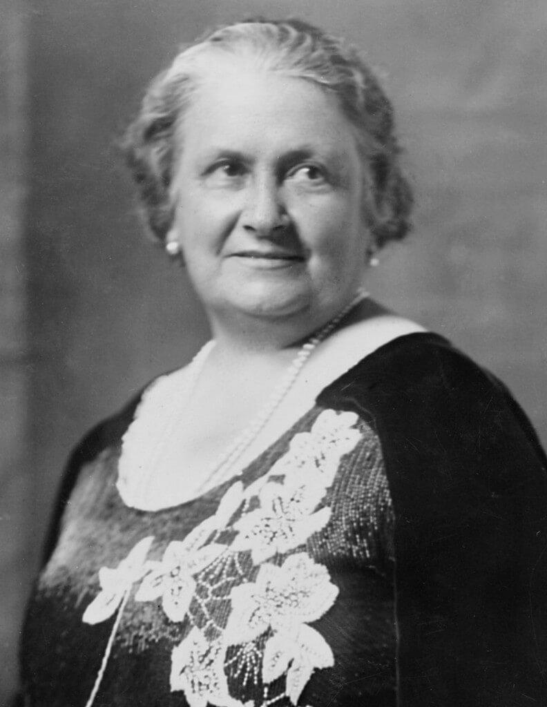 Maria Montessori, criadora do método