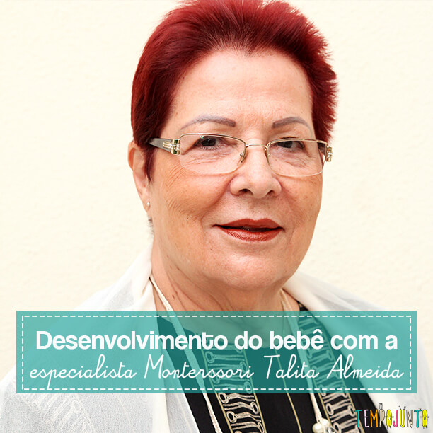 O BE-A-BÁ do método Montessori para bebês
