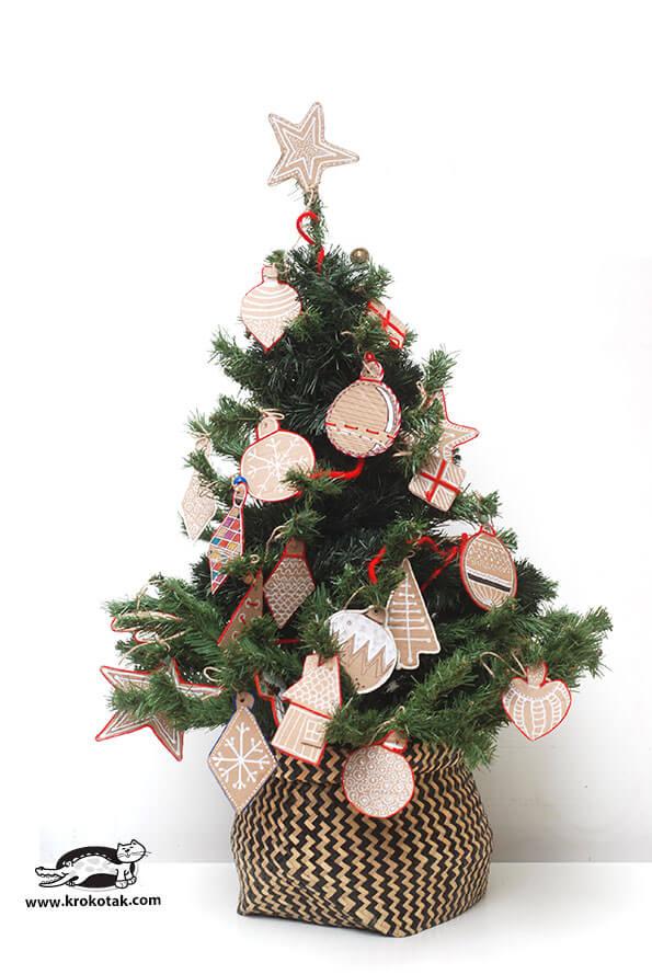 Artesanato Ideias De Natal ~ 10 ideias de artesanato de natal para fazer com as crianças TempoJunto