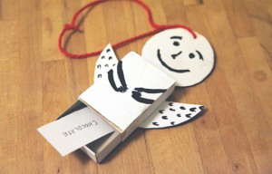 10 ideias de presentes simples e criativos para você fazer - anjo com pedido