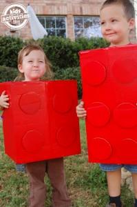 20 ideias de fantasias simples e baratas para o carnaval - peça de lego