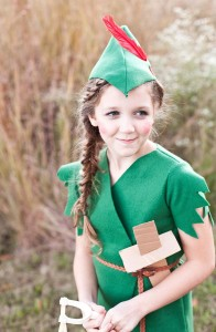 20 ideias de fantasias simples e baratas para o carnaval - Peter Pan