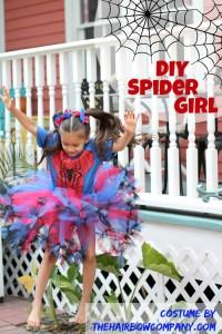 20 ideias de fantasias simples e baratas para o carnaval - spider girl