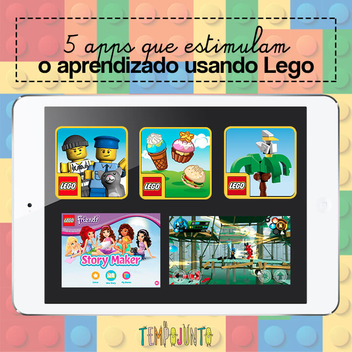 apps da michele lego capa