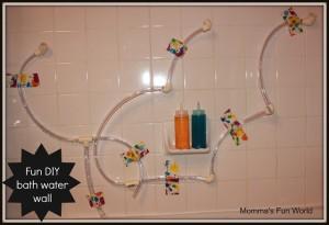 5 dicas de brincadeiras para se divertir neste verão com os bebês - parede aquaplay 3