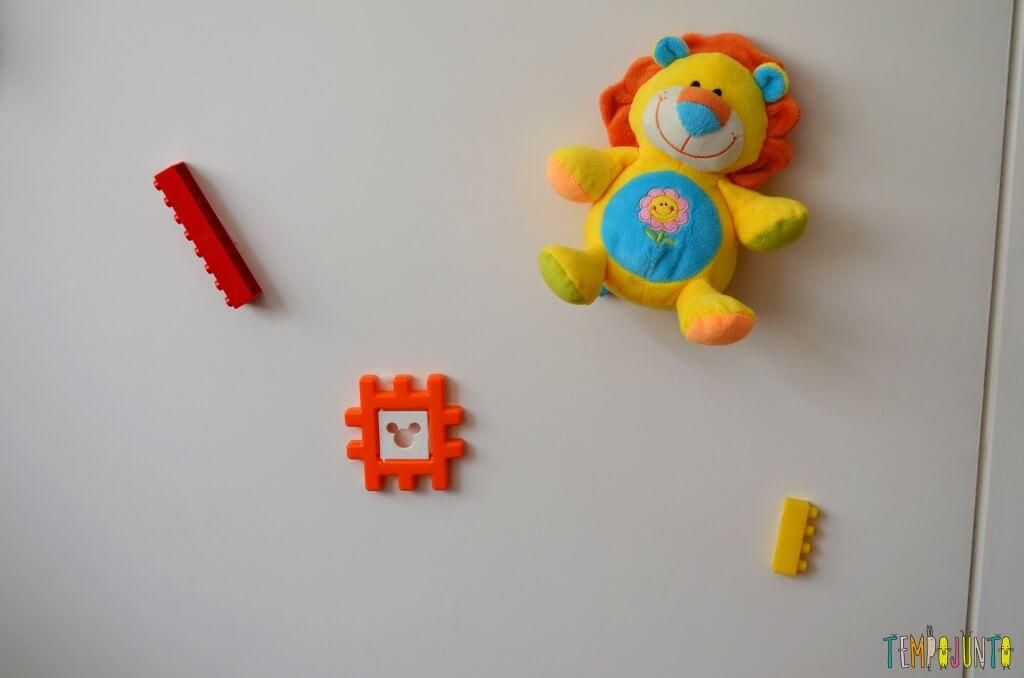 Brincadeira 3 em 1 para bebês sentar engatinhar e pegar - brinquedos na porta