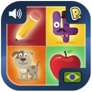 Apps divertidos para estimular a linguagem das crianças - bebe primeiras palavras