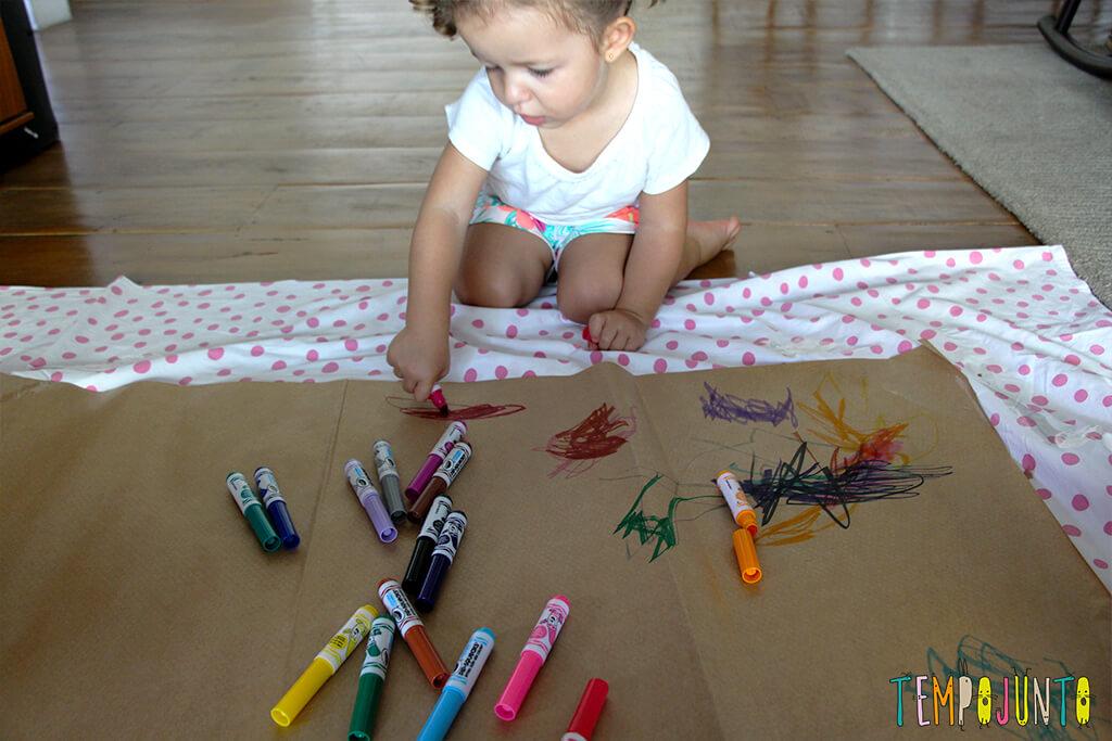 Vamos estimular a criatividade dos pequenos - arte da gabi final