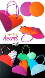 17 ideias criativas para o Dia das Mães - bolsa de coração