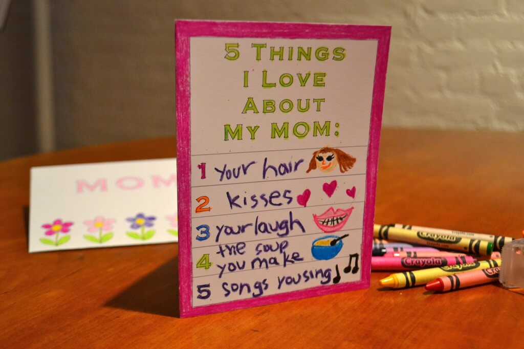 17 ideias criativas para o dia das m es tempojunto for Things to do on mother s day at home