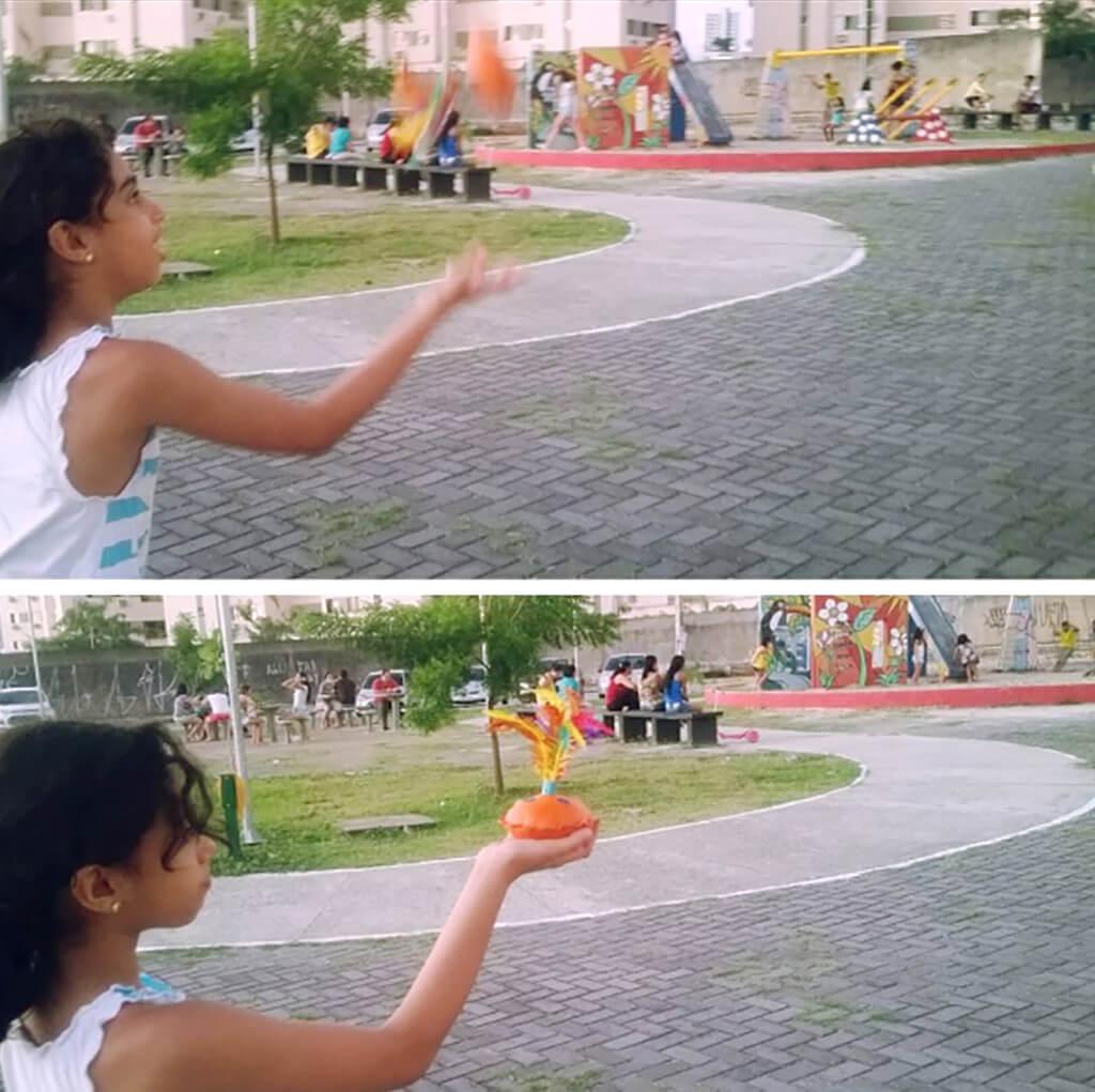 10 brincadeiras na pracinha - brincando e contando