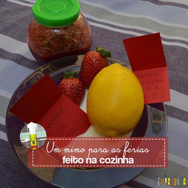 Um mimo para as férias das crianças – Tempojunto na Cozinha com Madame Aubergine